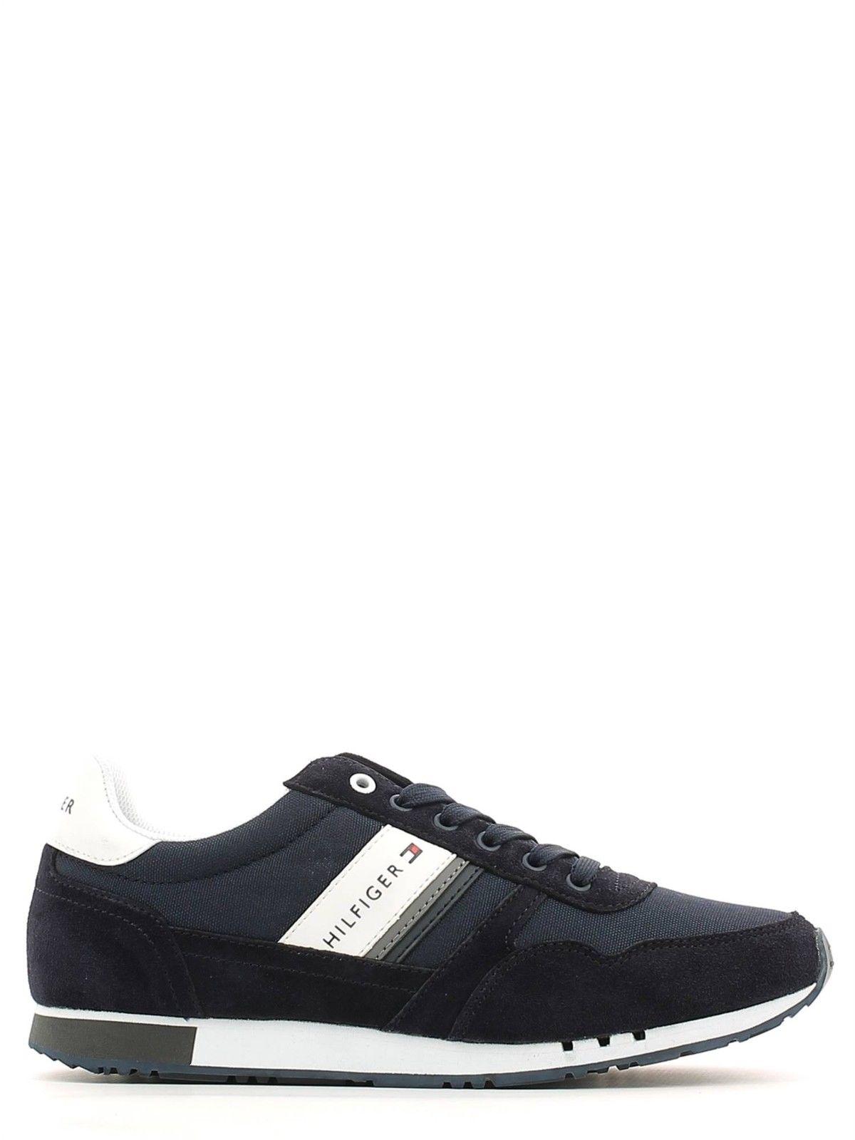 09d8740123 scarpe sneakers uomo tommy hilfiger original