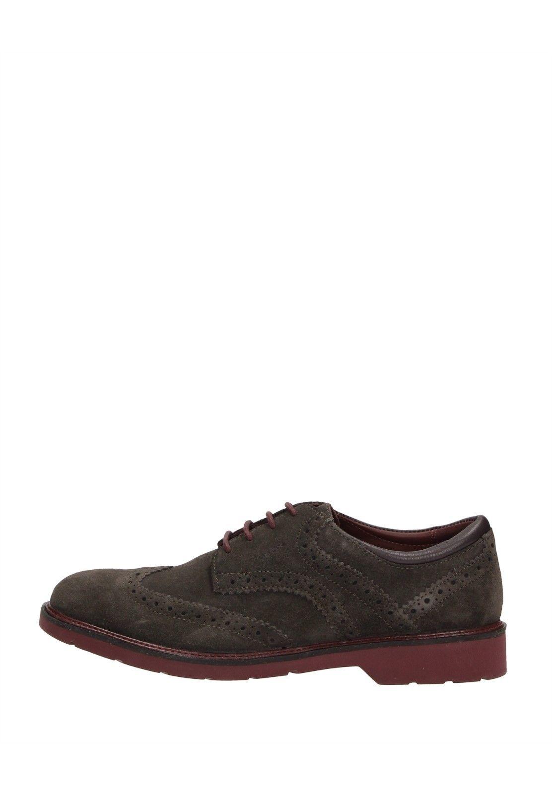 U54l9a Scarpe Inglese Geox Originale Casual Shoes Ai Uomo Pelle N8X0OnwkPZ
