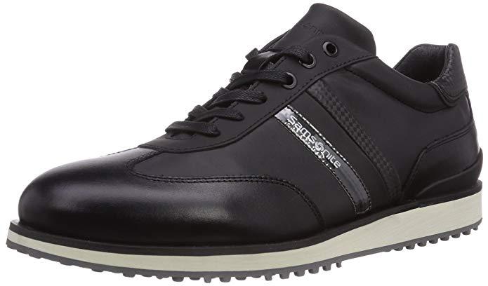 scarpe autunnali autentica di fabbrica nuovo elenco Shoes Sneaker Man Samsonite Montevideo Low 1603 Original Leather ...