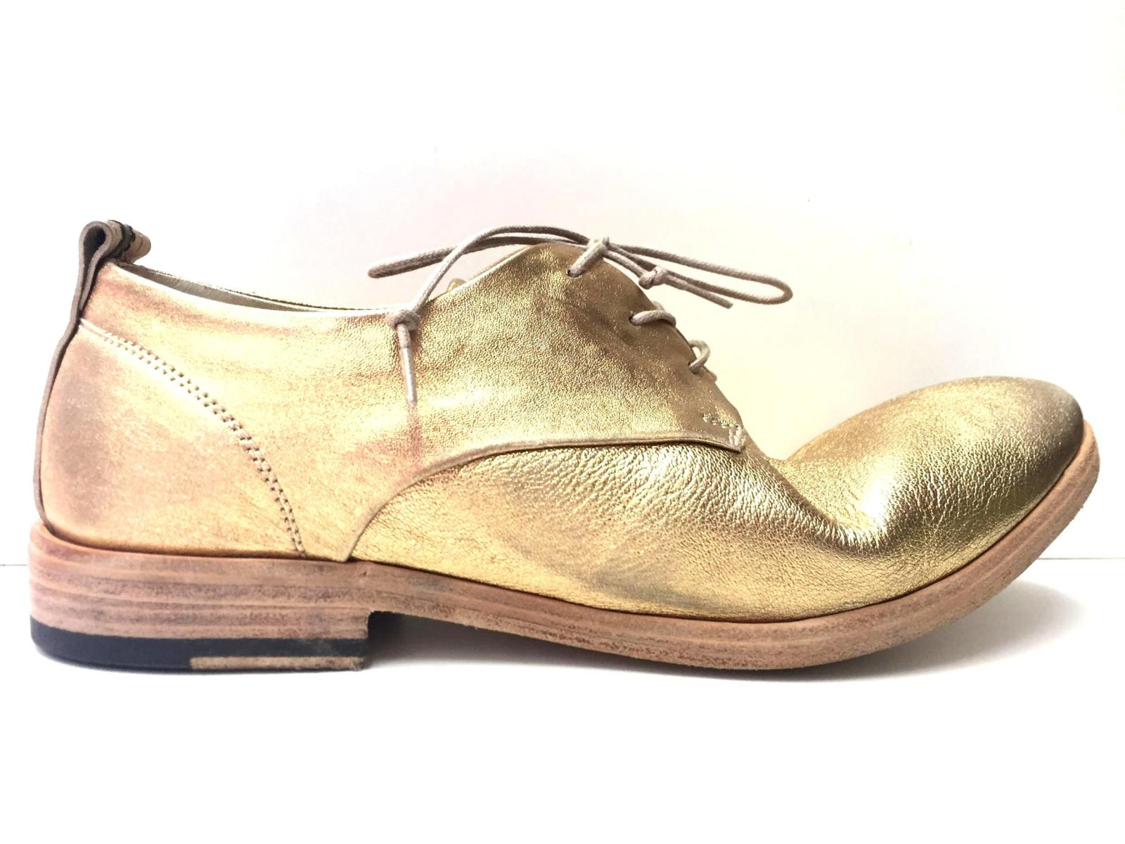 SCARPE CASUAL DONNA SARTORI GOLD MISS DUKE D53427 1340 PELLE ORIGINALE PE NEW