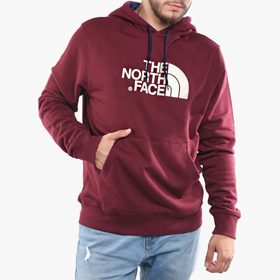 MAGLIA FELPA UOMO THE NORTH FACE T0AHJYHBM DREW PEAK CREW COTONE ORIGINAL AI NEW