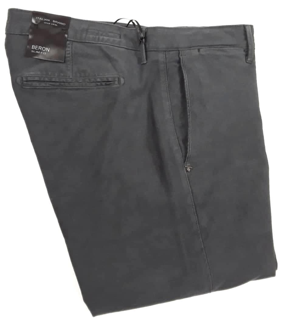 PANTALONE UOMO 0 ZERO CONSTRUCTION 13SP COTONE 4164 ORIGINAL AI 2019 20 NEW