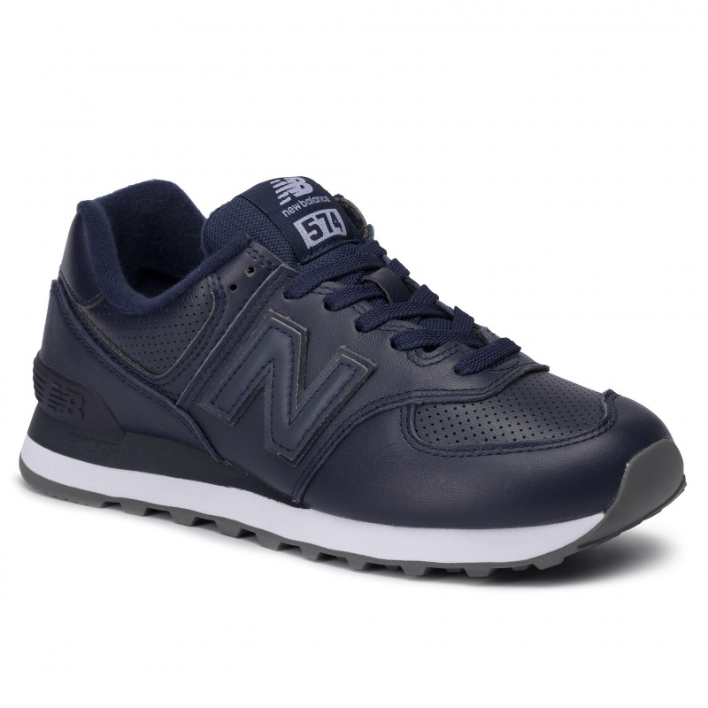 new balance uomo ml574 pelle