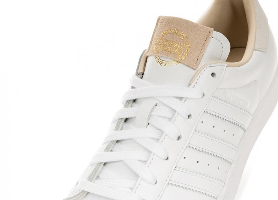 adidas Scarpe Sneakers Adidas Uomo Superstar Ef2102 Bianco