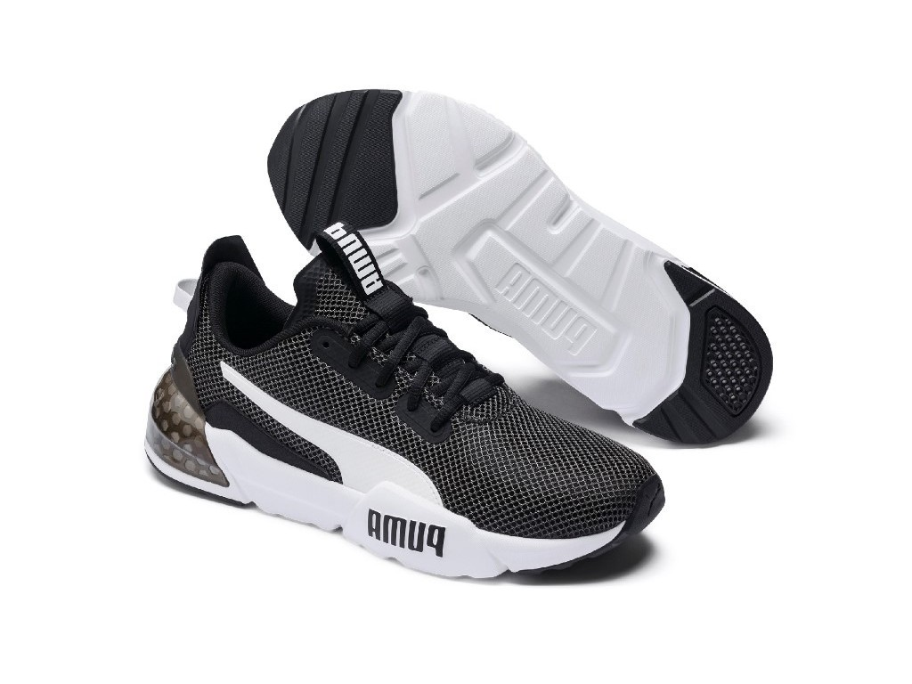 SCARPE SNEAKERS PUMA UOMO CELL PHASE 192638 02 TELA ORIGINAL AI 2020 NEW