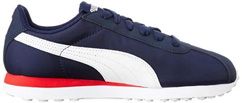 Genuine Puma TURIN NL Sneakers basse blu Donna Negozio