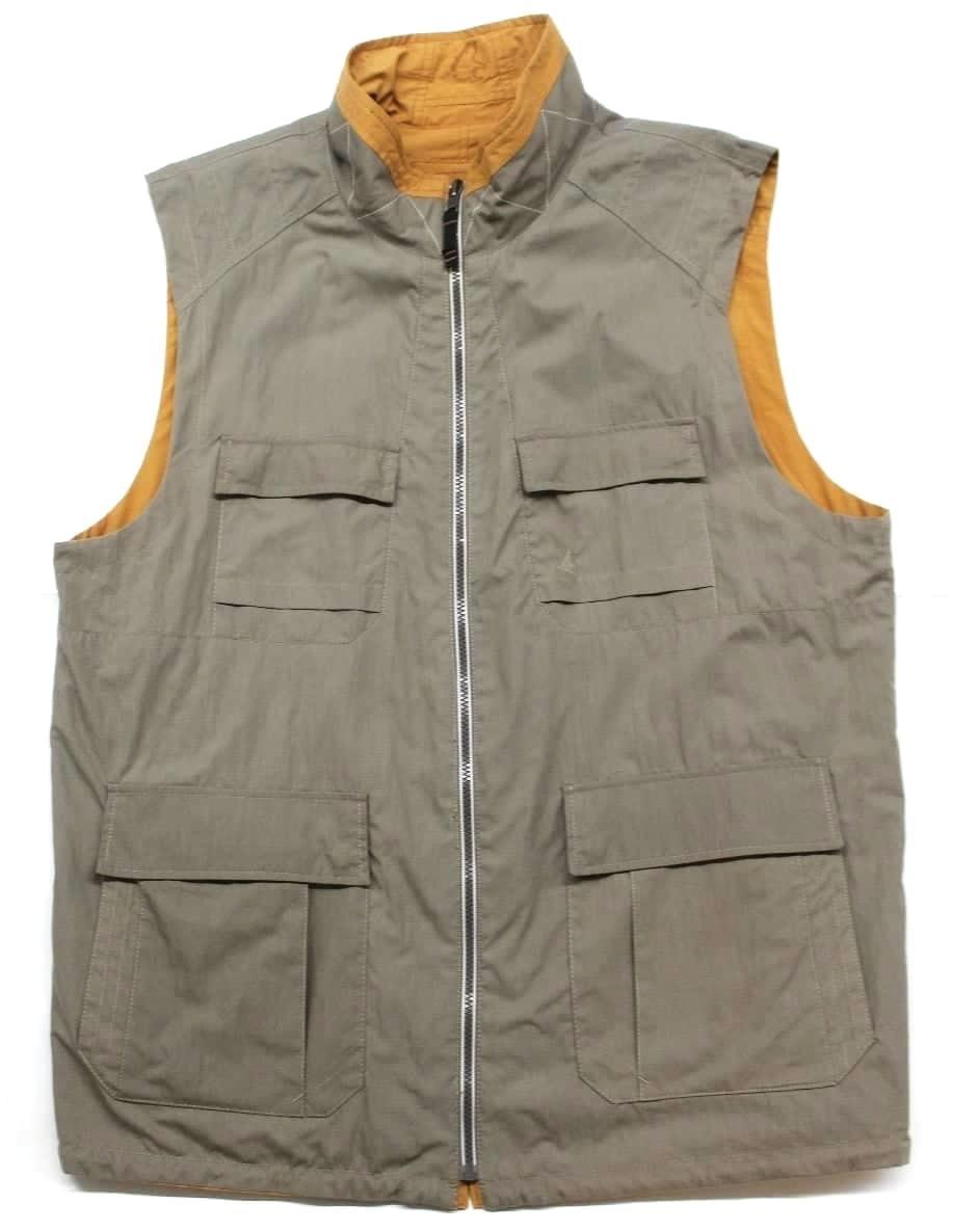 GIUBBINO GILET UOMO TREK E TRAVEL 160300 1020 65 COTONE ORIGINALE PE NEW