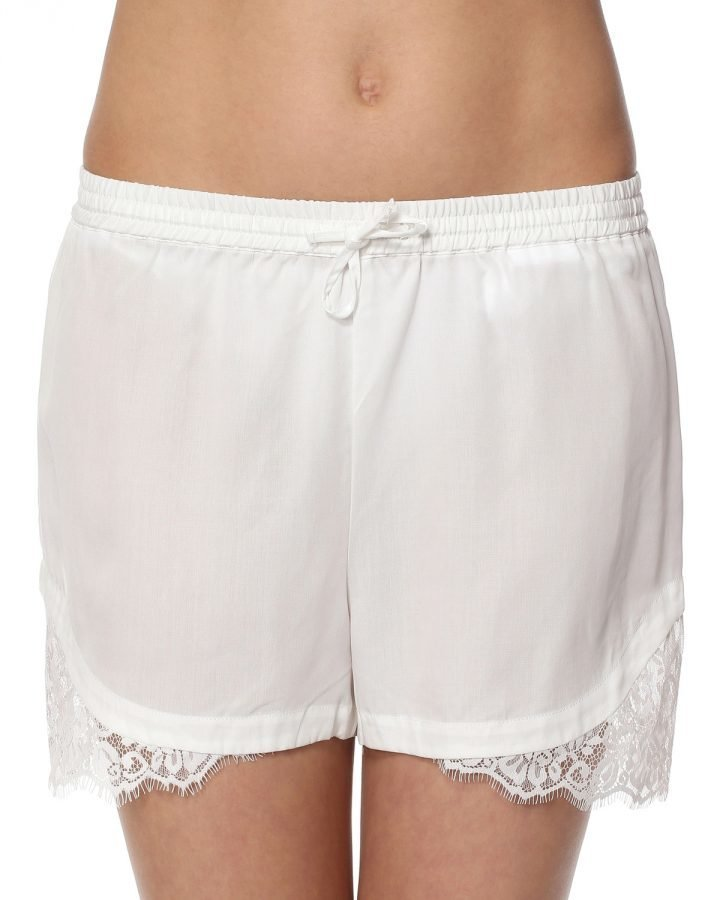PANTALONCINO SHORT DONNA VERO MODA MOONSON 10153191 BIANCO ORIGINALE PE NEW
