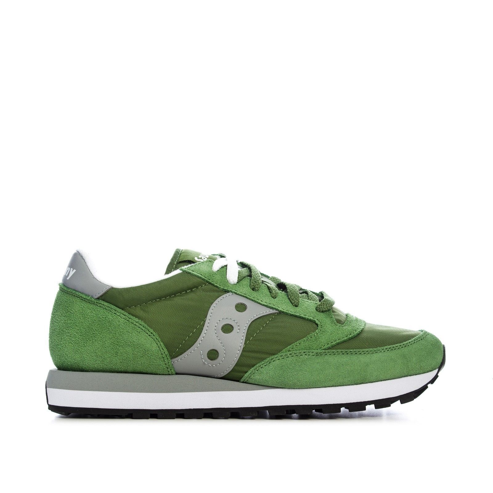 SCARPE SNEAKERS CASUAL UOMO SAUCONY ORIGINALE JAZZ S2044 SHOES PELLE P/E