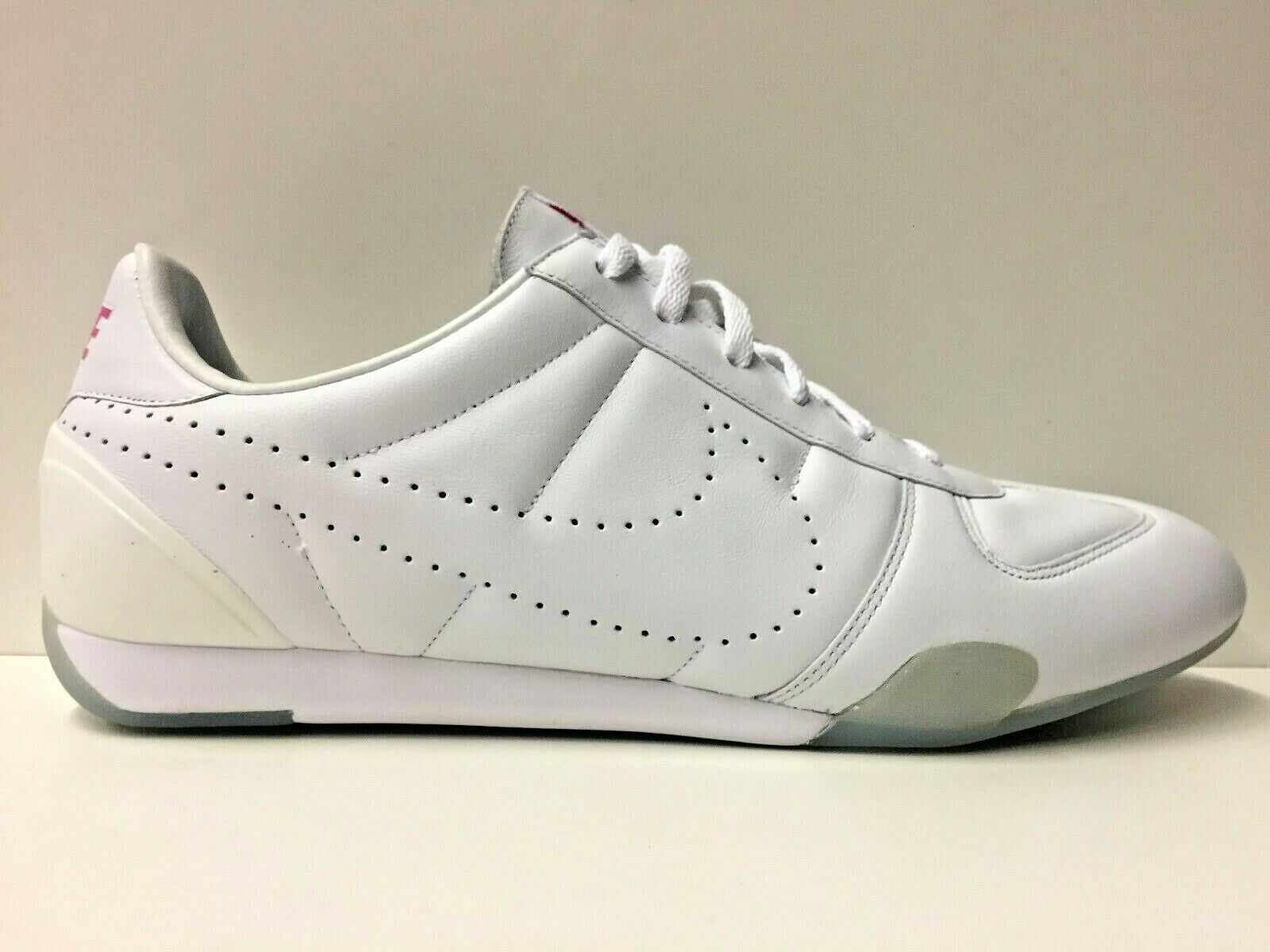 SCARPE SNEAKERS DONNA NIKE ORIGINALE SPRINT SISTER LEATHER 311919 111 PELLE P/E
