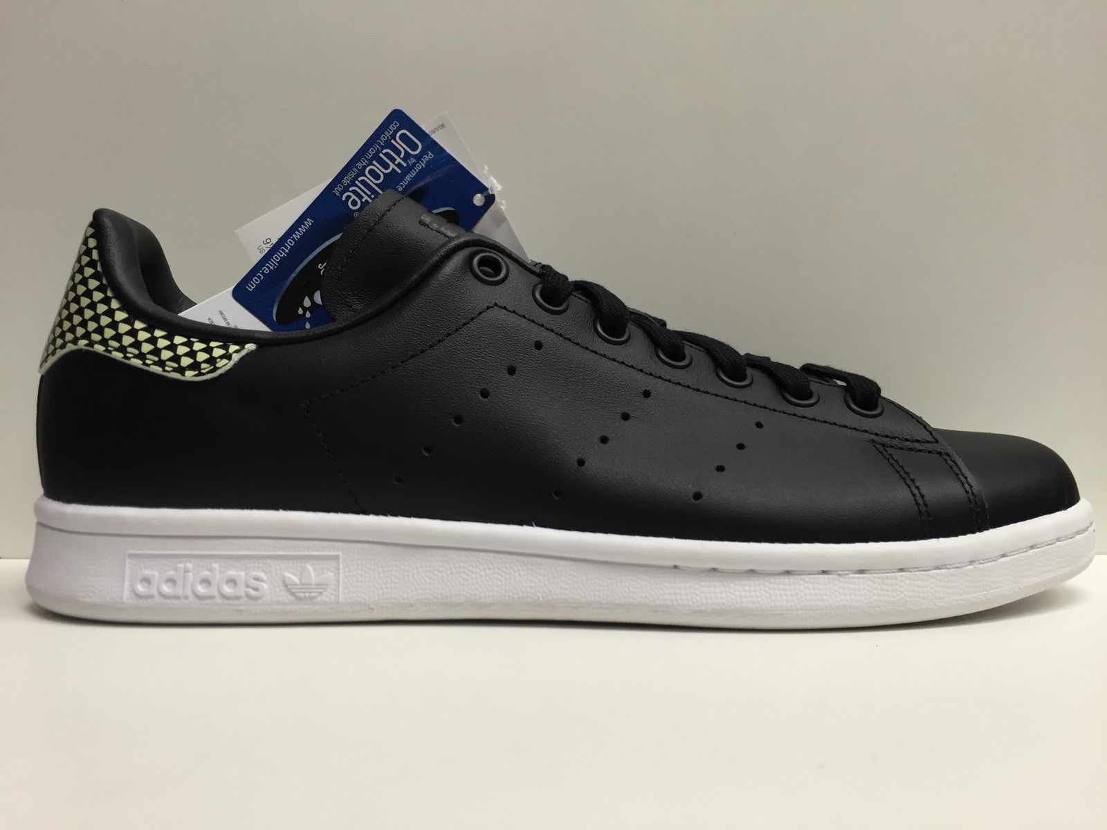 Stan Leather Scarpe Uomo Pelle Shoes Adidas Smith S75318 A Originali wx7w0fHCtq