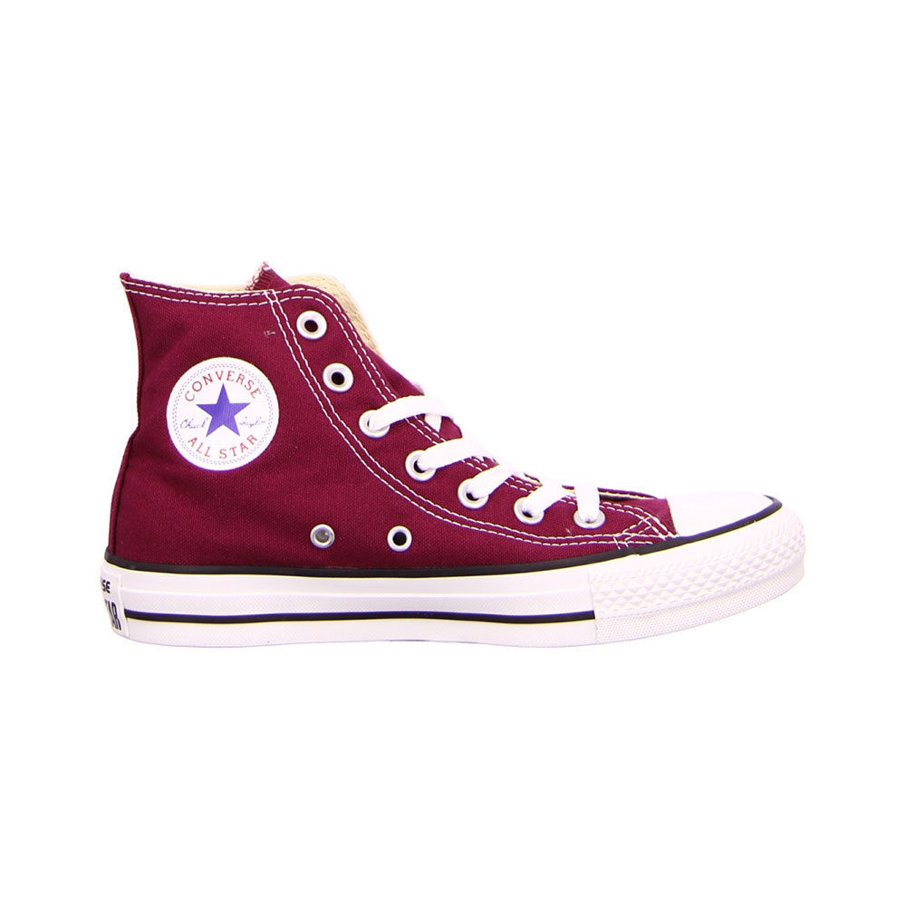SCARPE SNEAKERS CONVERSE ORIGINAL M3310C BORDEAUX TELA SHOES SCARPETTE SPORT NEW