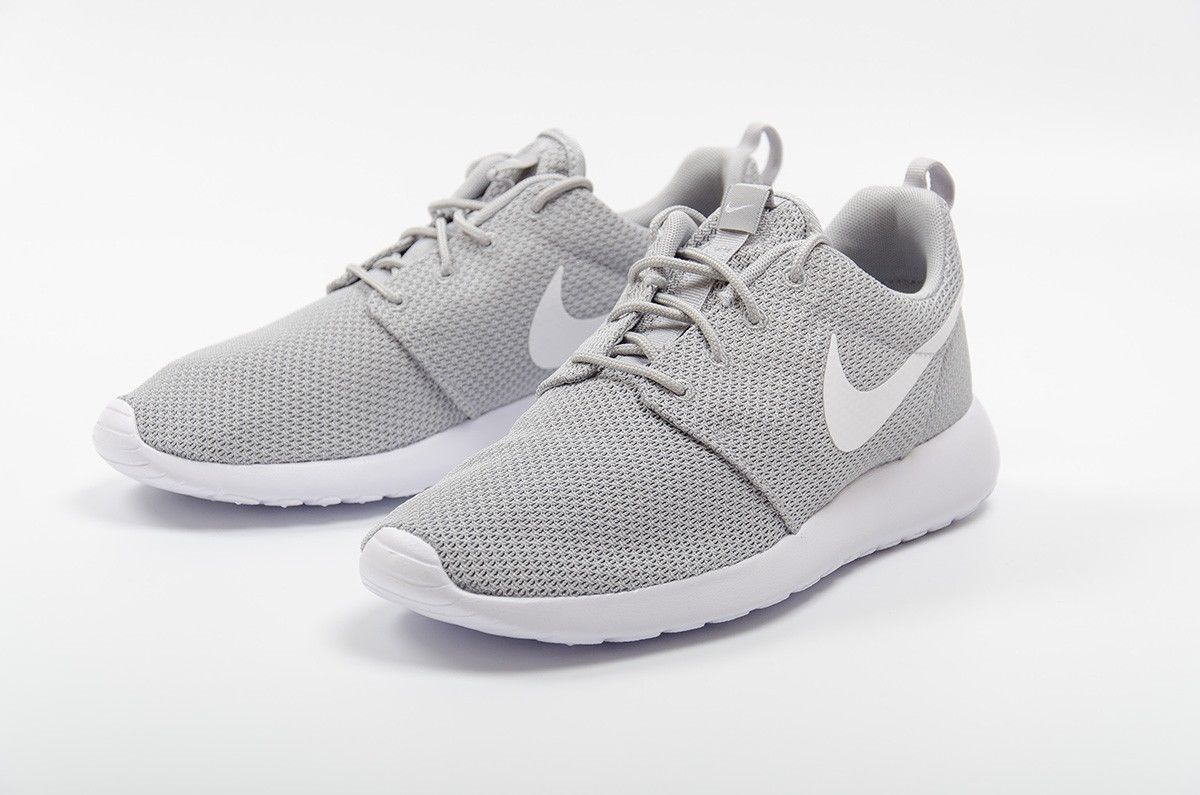 SCARPE SNEAKERS DONNA UOMO NIKE ORIGINALE ROSHE ONE 511881 023 SHOES GRIGIO NEW