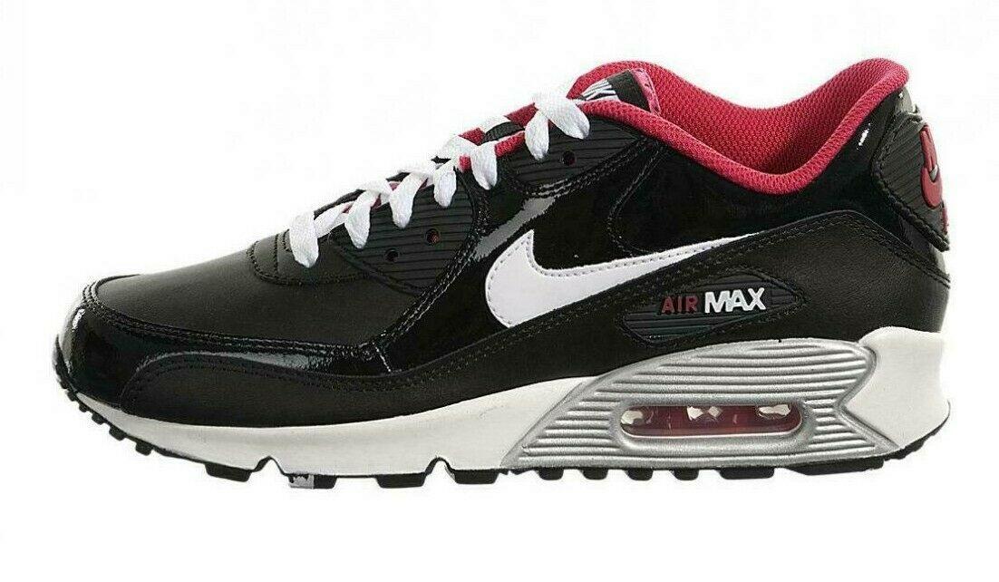 Air Su Max 345017 Donna Gs 90 Nike Originale Dettagli Ai Scarpe Sneakers Pelle 2007 Nuovo WEDHI92Y
