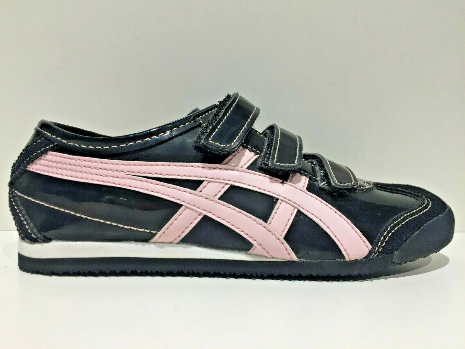 SCARPE SNEAKERS DONNA ASICS TIGER ONITSUKA ORIGINAL MEXICO 66 BAJA CY835 PELLE