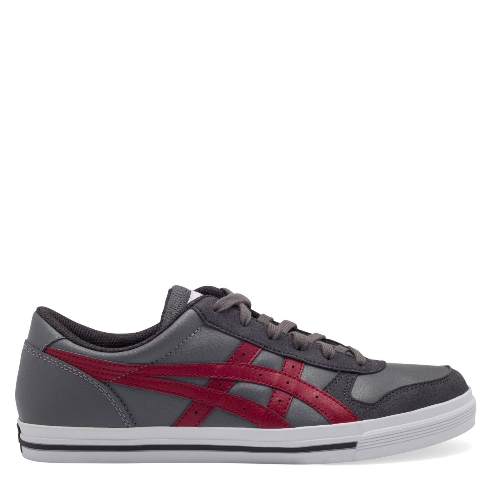 SCARPE SNEAKERS CASUAL UOMO ASICS ORIGINAL AARON HY526 1125 PELLE SHOES A/I NEW