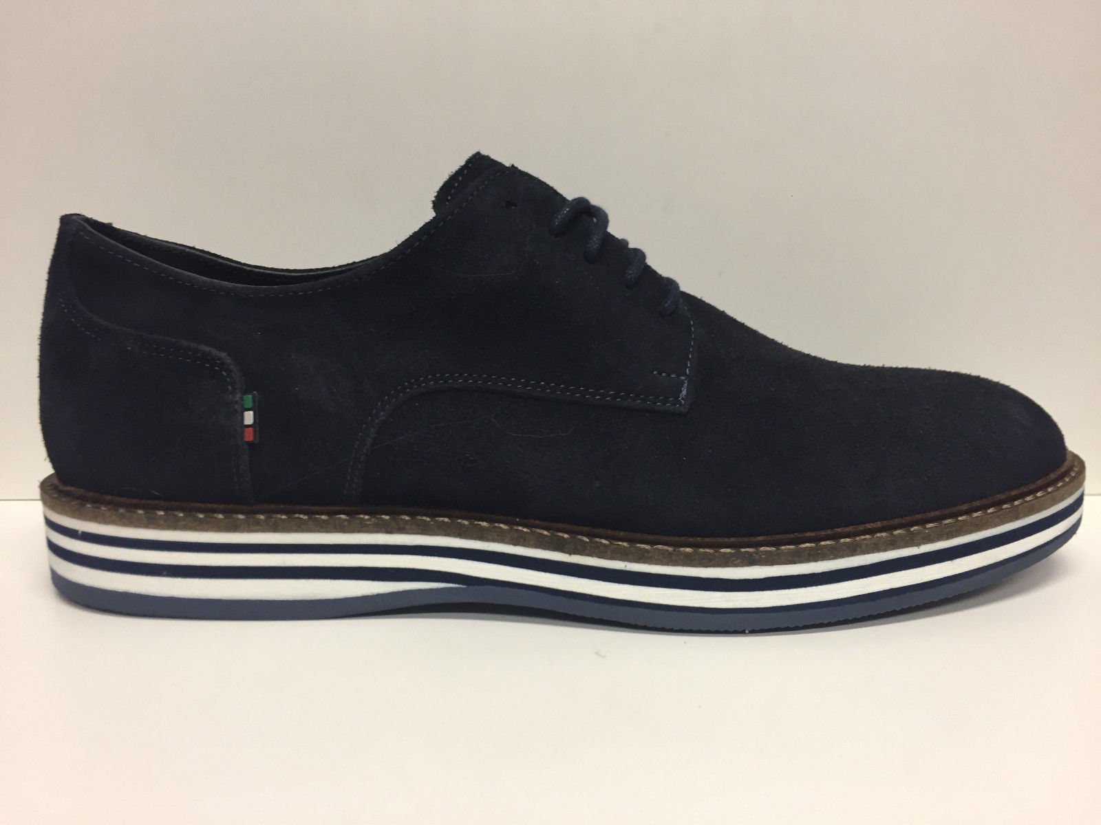SCARPE INGLESINA UOMO AJ ARMANI JEANS ORIGINALI 0310 PELLE SHOES LEATHER MAN P/E