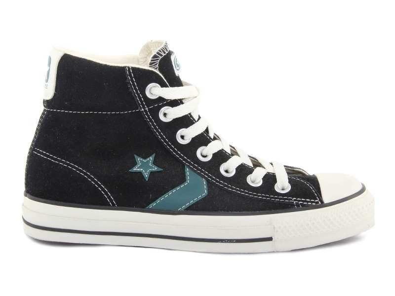 SCARPE SNEAKERS UOMO CONVERSE ALL STAR ORIGINAL STAR PLAYER 111316 PELLE A/I NEW