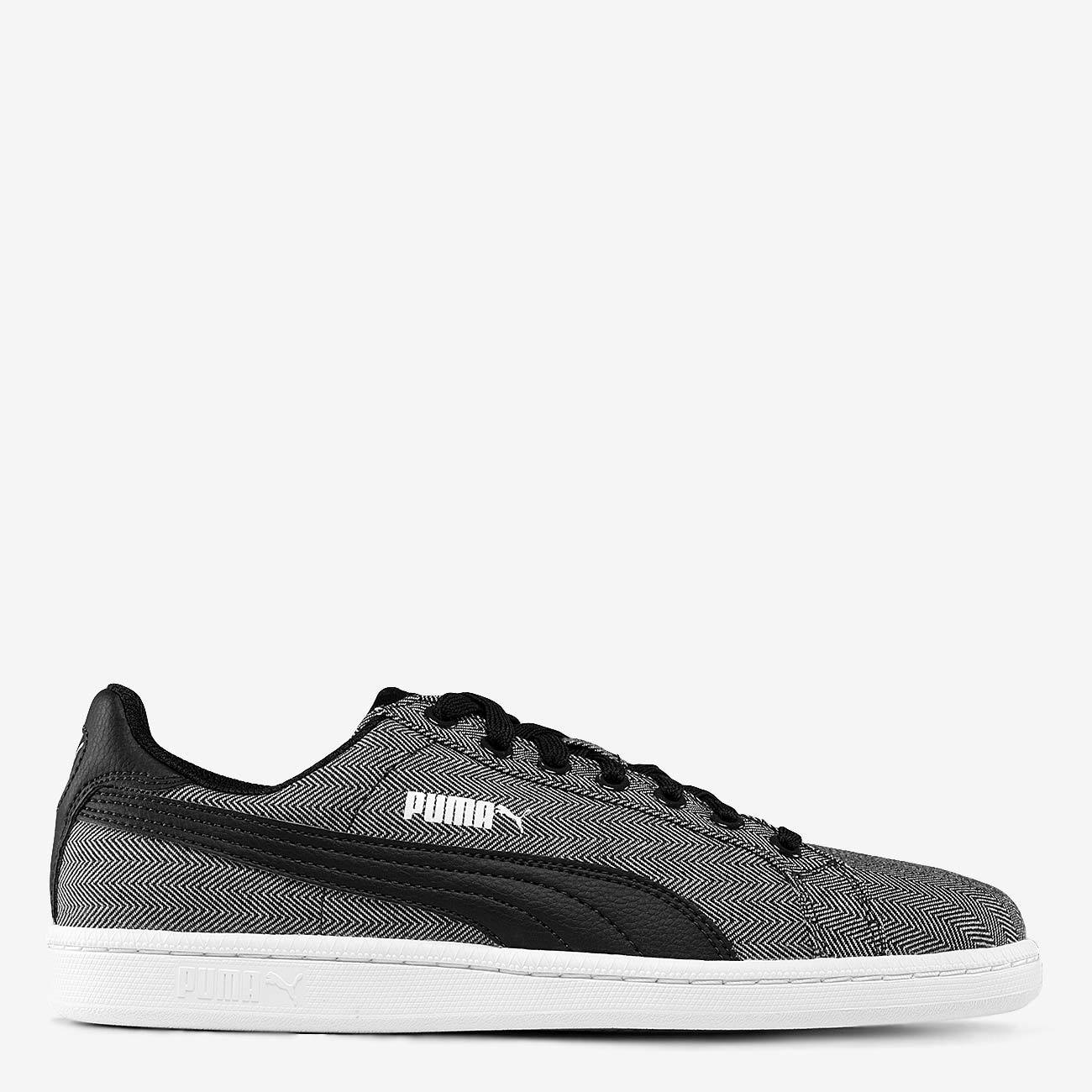 SCARPE SNEAKERS UOMO PUMA ORIGINALE SMASH HERRINGBONE 362366 SHOES P/E NEW