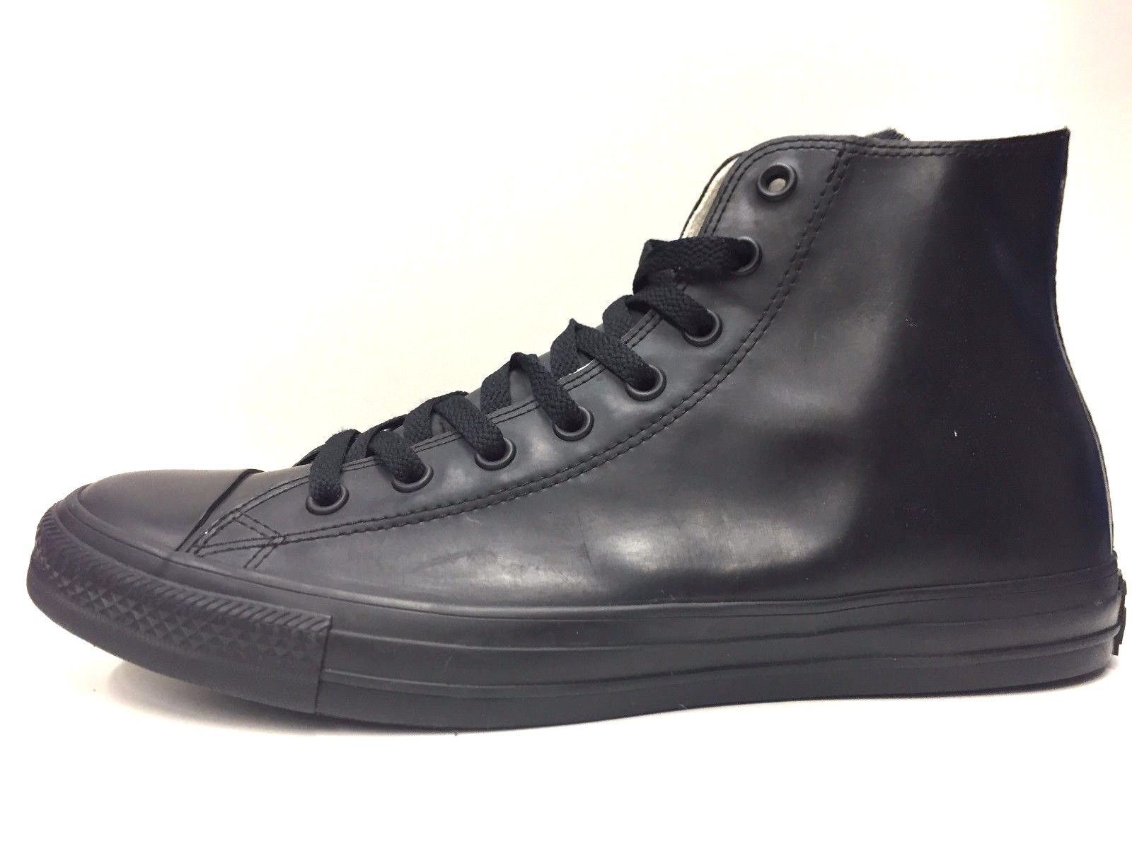 SCARPE CASUAL SNEAKERS UOMO CONVERSE ORIGINALE CT HI 144740C SHOES A/I NUOVO