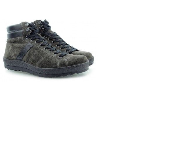 SCARPE CASUAL SNEAKERS UOMO IGI&CO IGIECO ORIGINAL 47481 PELLE SHOES NEW