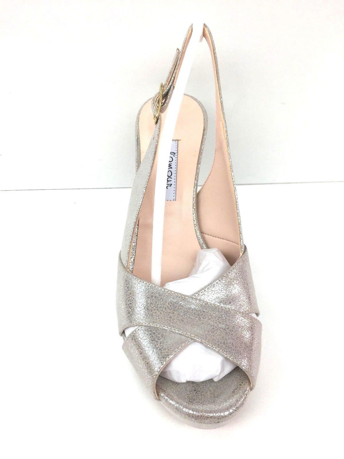 Albano 'Mujer Amado Original Sandal Decolte Tacón Zapatos 124 gbf7Y6yv