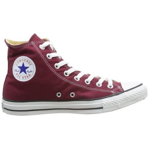 SCARPE SNEAKERS ALTE UNISEX CONVERSE ORIGINALE ALL STAR HI M9160C TELA NEW