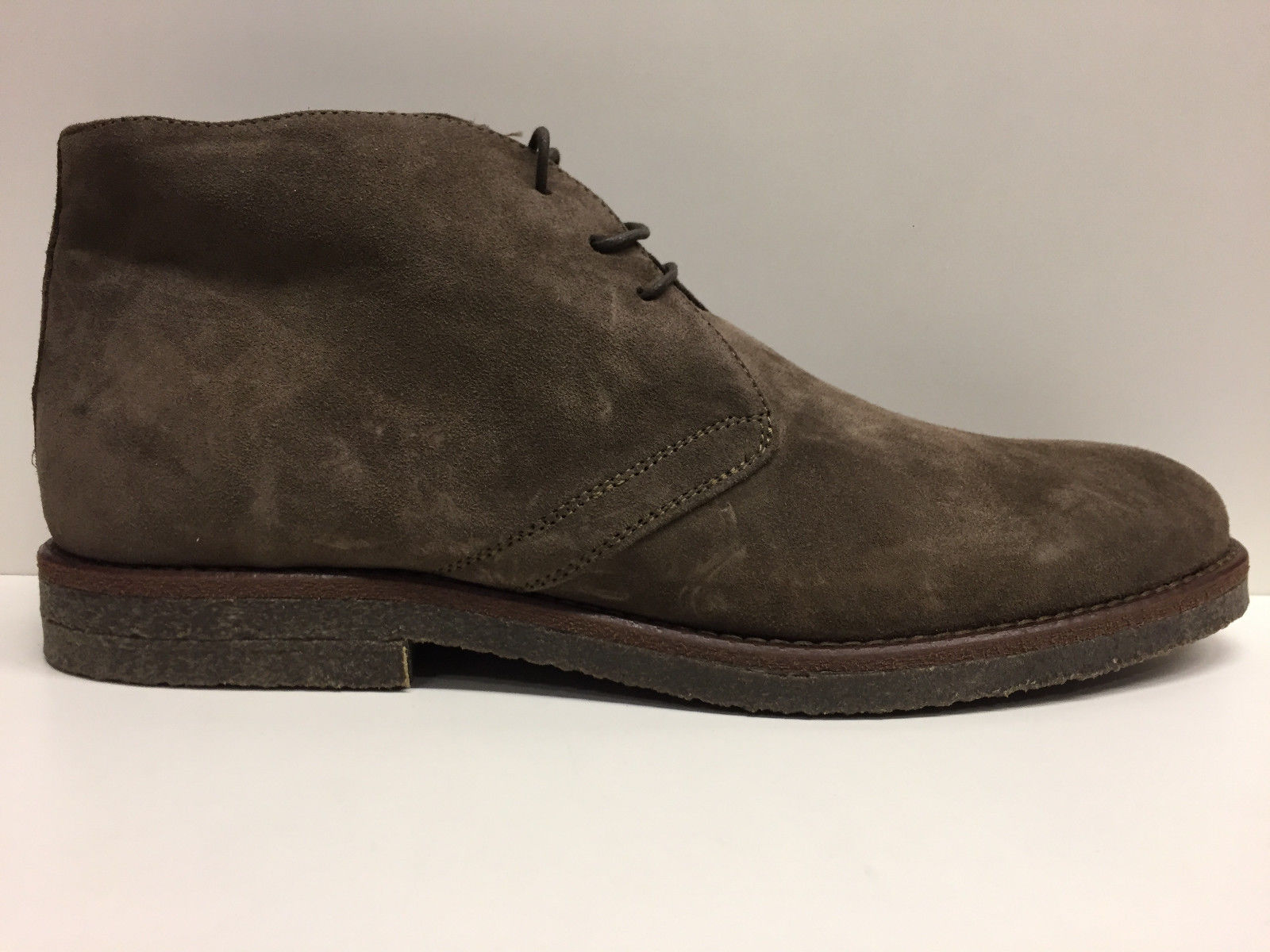 SCARPE CASUAL UOMO MELLUSO ORIGINALE U70056 PELLE SHOES LEATHER POLACCHINO AU/IN