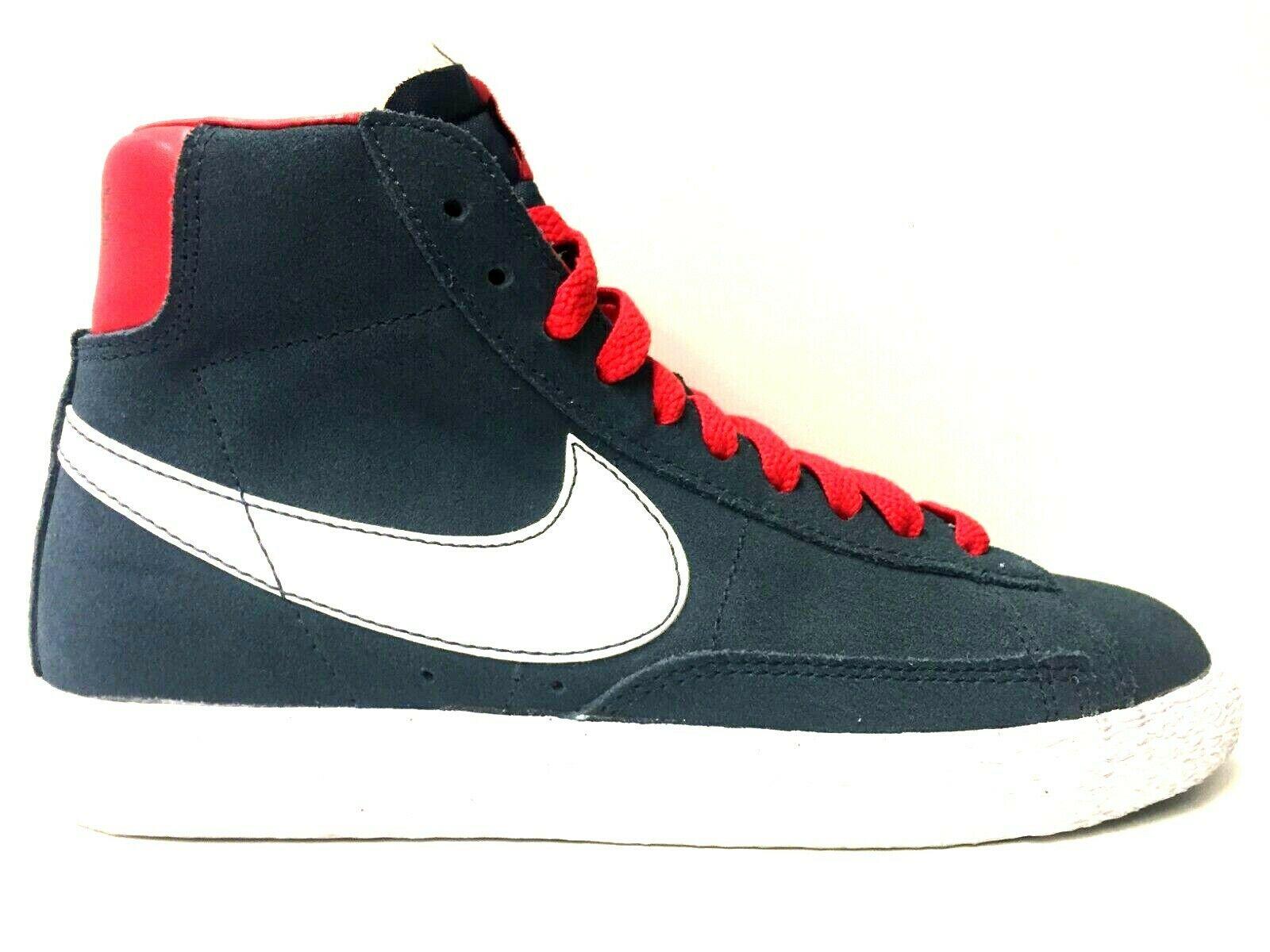 Nike Blazer Mid Vintage Youth GS Scarpa grigio