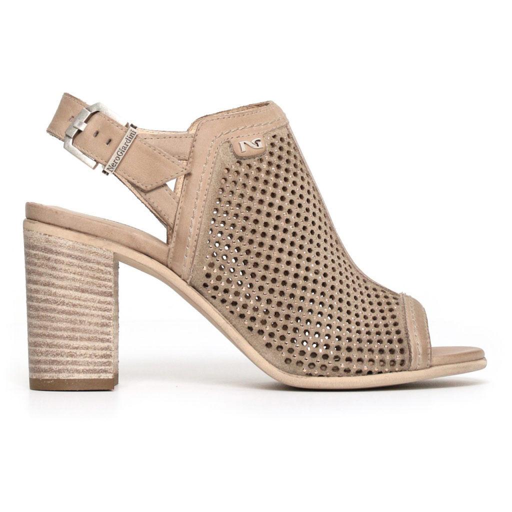 Sandalo NERO GIARDINI P805731D Color Marrone