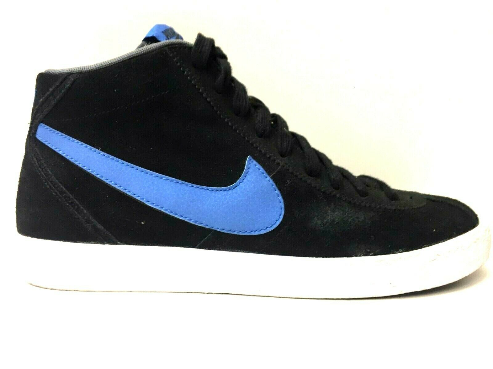 SCARPE SNEAKERS UOMO NIKE ORIGINALE BLAZER MID LEATHER