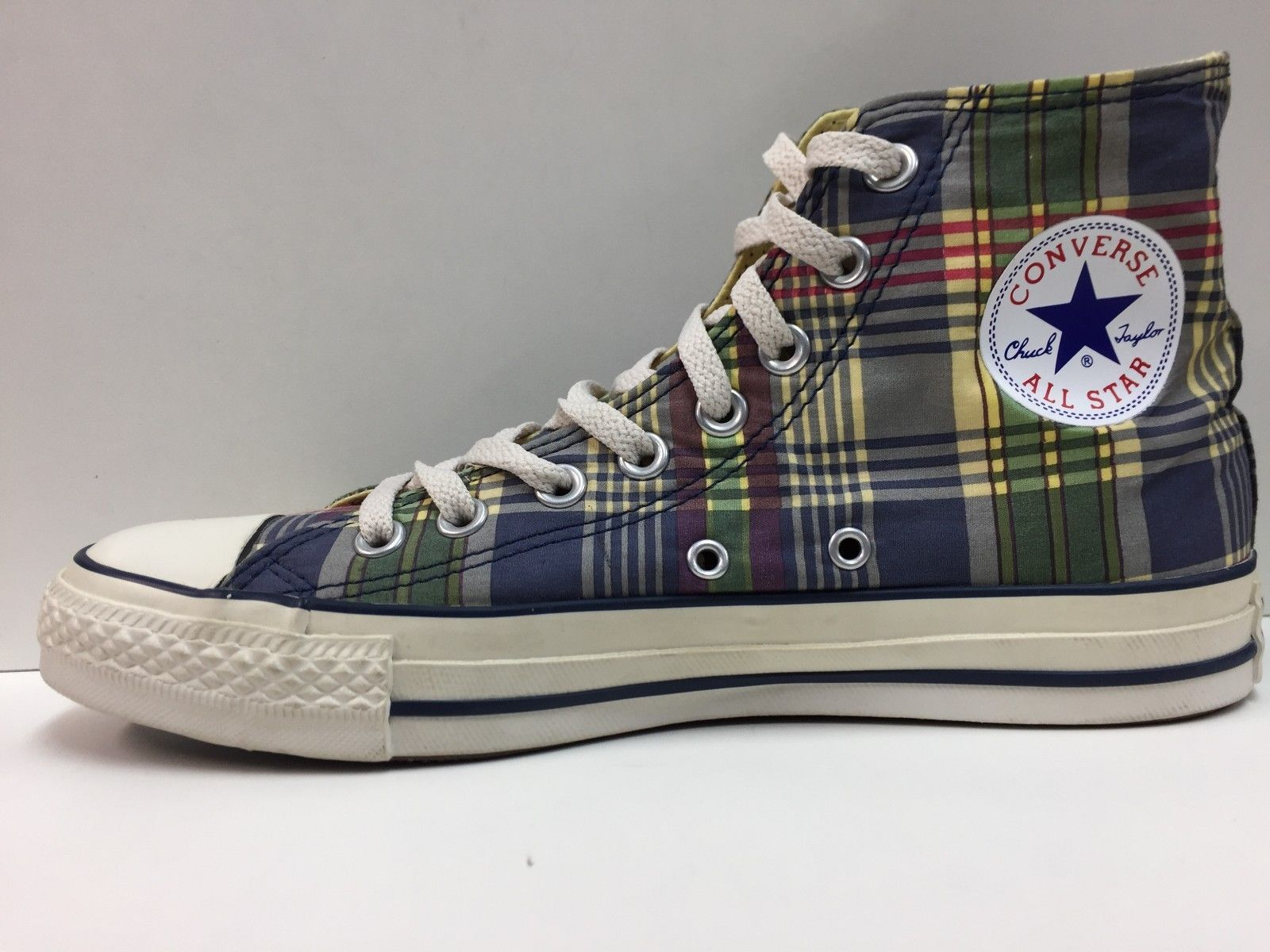 SCARPE SNEAKERS UNISEX CONVERSE ALL STAR ORIGINALE CT PRINT HI 103562 SHOES NEW
