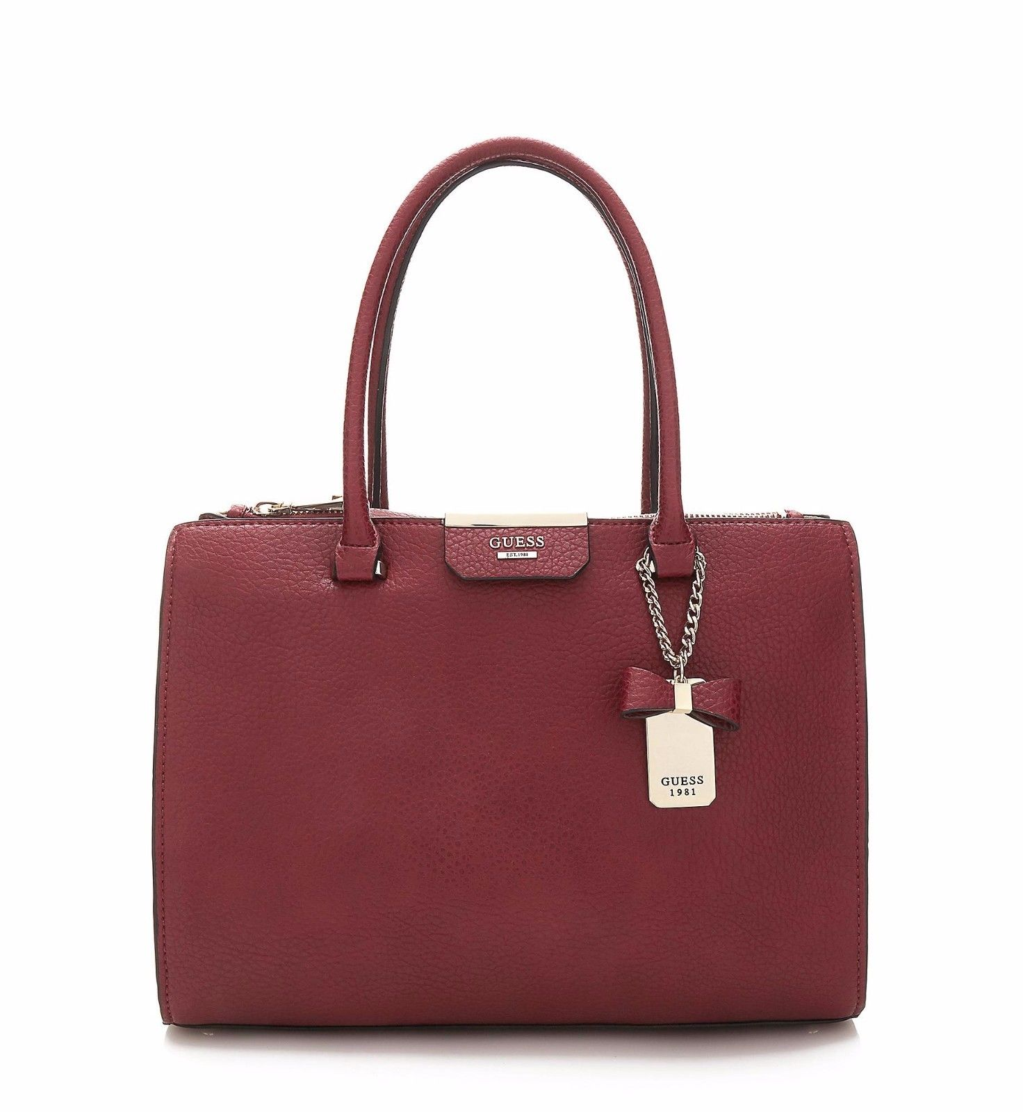 BORSA BORSE DONNA GUESS ORIGINAL HWPB6683230 ECO PELLE RYANN BAG A/I 2017/18 NEW