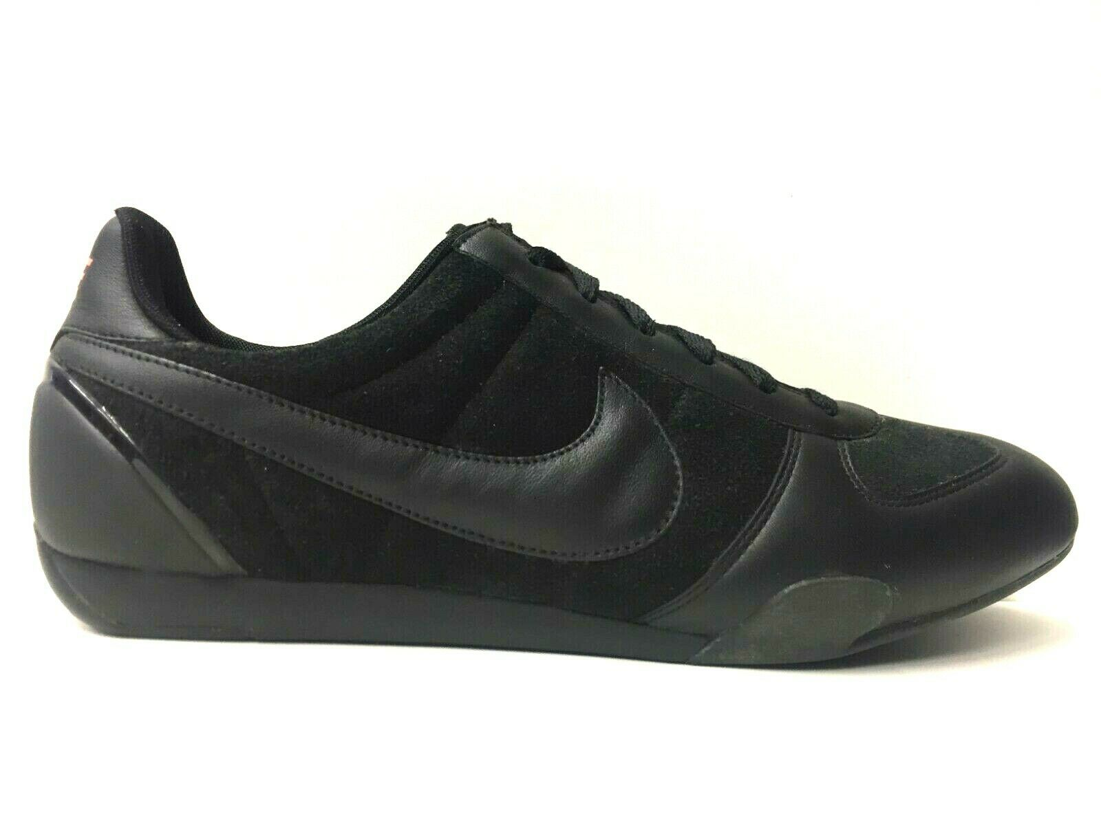 SCARPE SNEAKERS UOMO NIKE ORIGINALE SPRINT BROTHER 3142611 005 PELLE P/E NUOVO