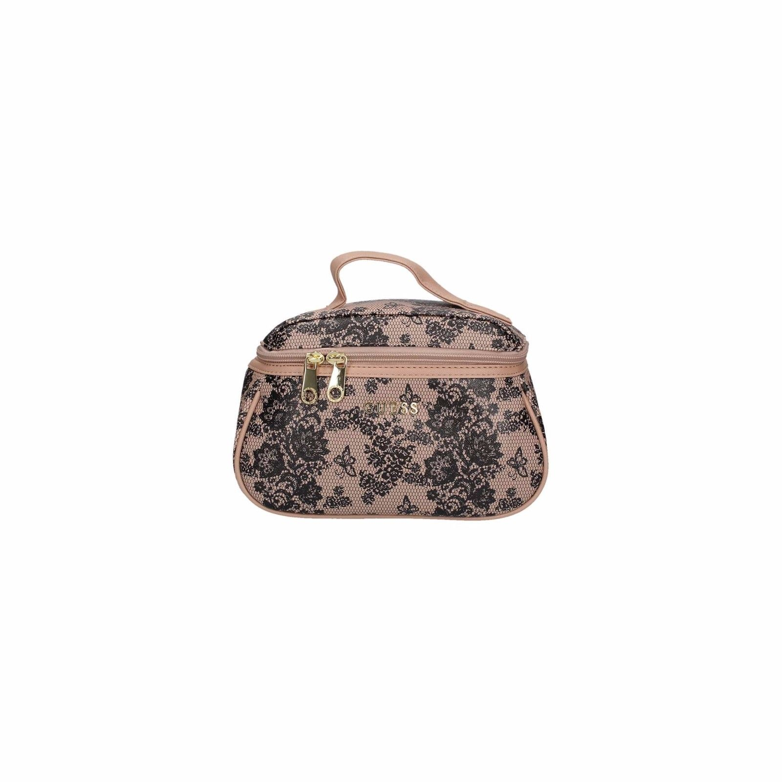 BORSA BORSE BEAUTY CASE DONNA GUESS ORIGINALE PWVAHIP7461 BAG A/I 2016/17 NEW