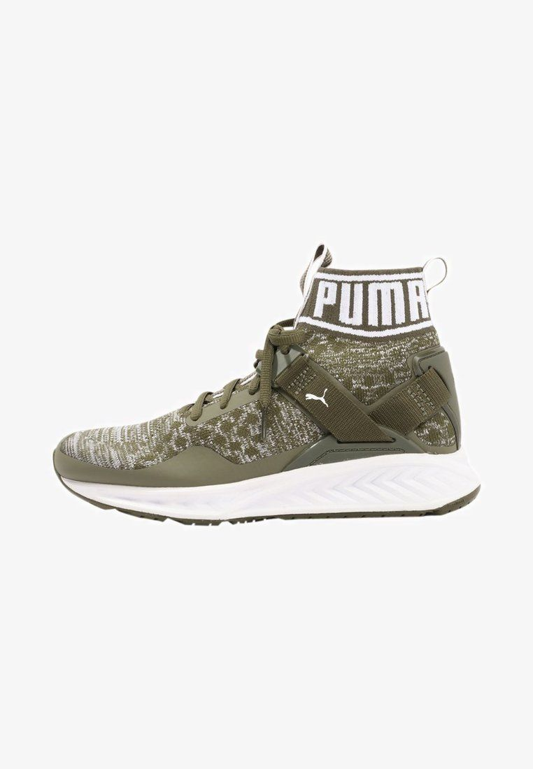 SCARPE SNEAKERS UOMO PUMA ORIGINALE IGNITE EVOKNIT 189697 SHOES P/E 2018 NEW