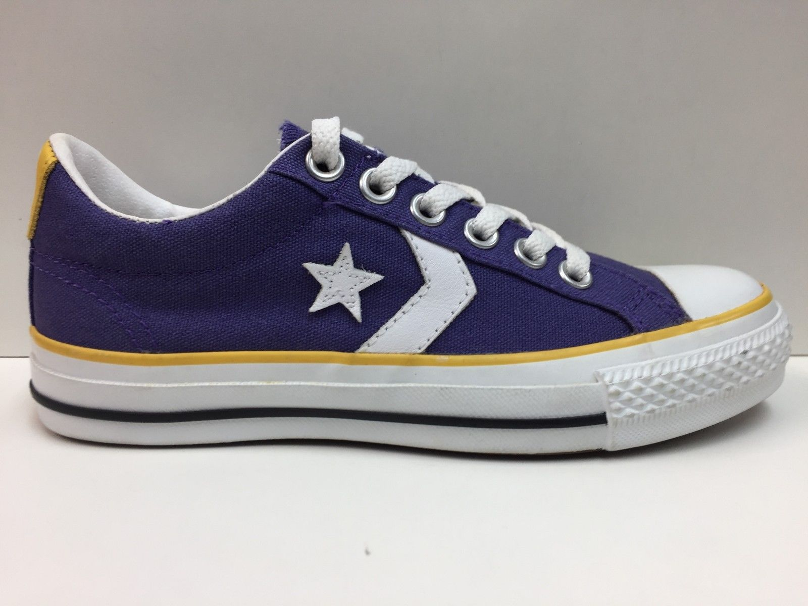 SCARPE SNEAKERS UNISEX CONVERSE ALL STAR ORIGINALE STAR LAYER EV OX 115384 NEW