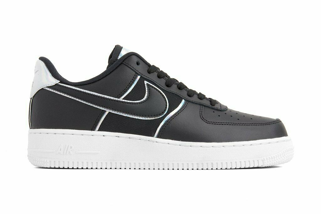 SCARPE SNEAKERS UOMO NIKE ORIGINAL AIR FORCE 1 '07 LV8 4 AT6147 PELLE P/E 2019
