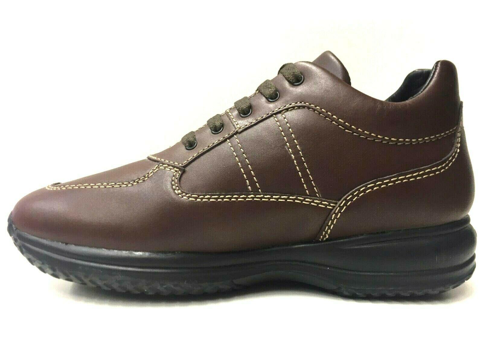 Donna A Happy Original Geox Scarpe A J3356a i 00043 Sneakers Casual C6009 Pelle Eqn14