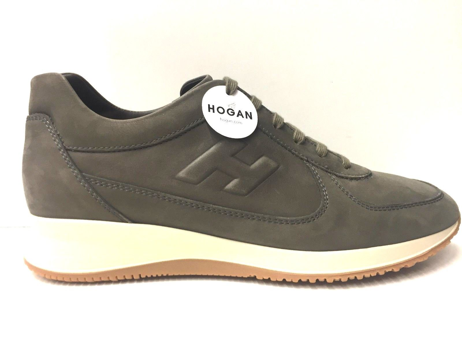 SCARPE SNEAKERS CASUAL UOMO HOGAN ORIGINALE HXMOO SHOES PELLE P/E