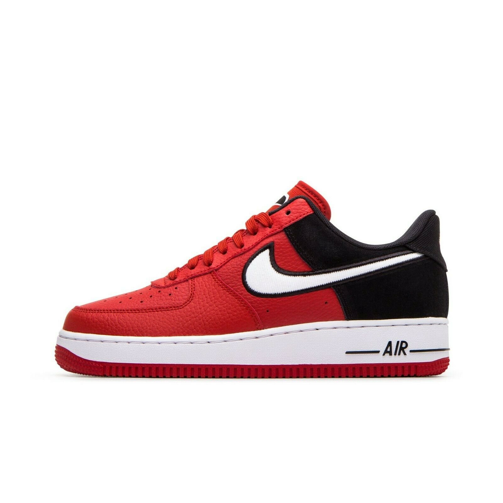 SCARPE SNEAKERS UNISEX NIKE ORIGINAL AIR FORCE 1 '07 LV8 1 AO2439 PELLE P/E 2019