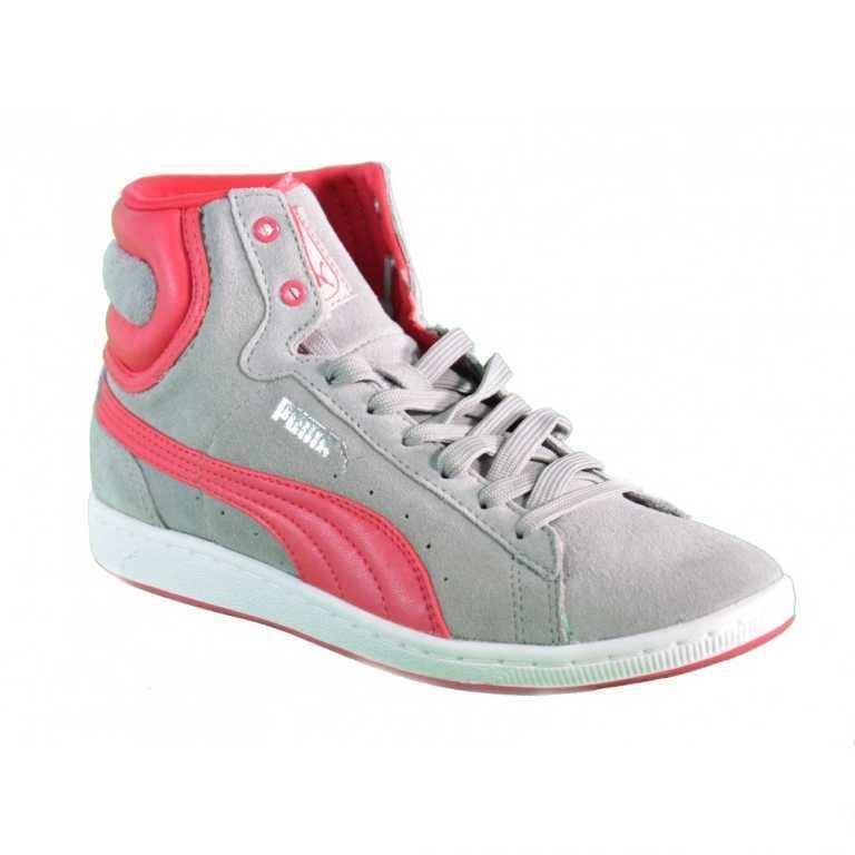 SCARPE SNEAKERS DONNA PUMA ORIGINALE CROSS SHOT 355849 PELLE SHOES A/I NEW