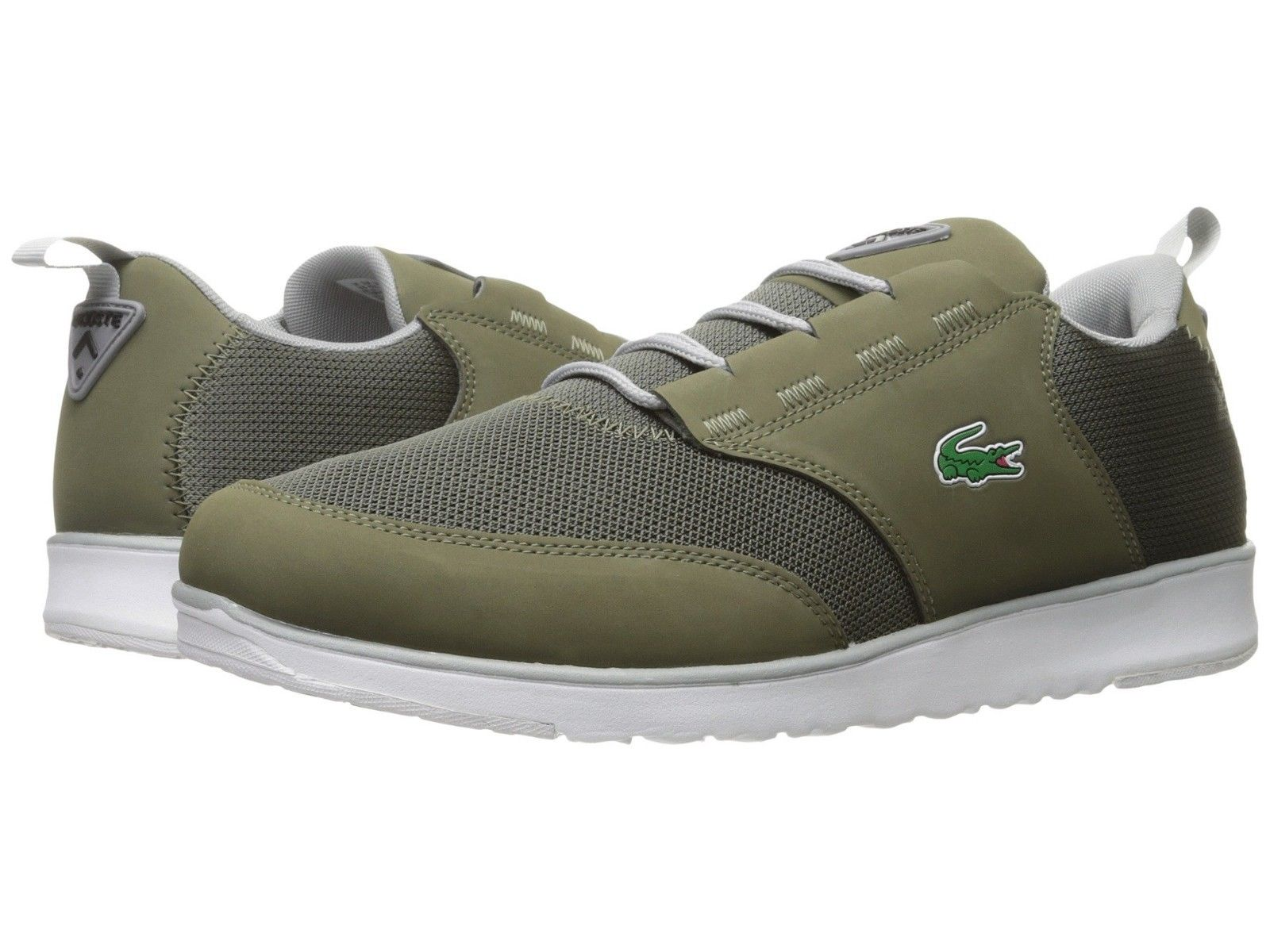 SCARPE SNEAKERS UOMO LACOSTE ORIGINAL LIGHT 217 1 7 33SPM10241X5 PELLE PE NEW