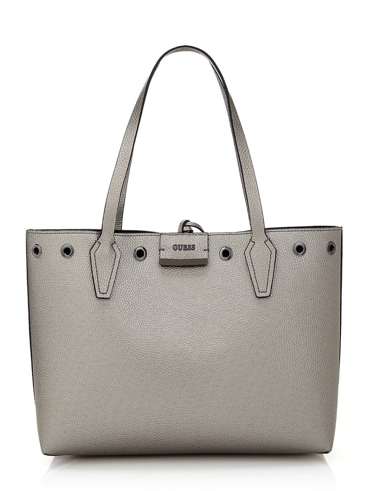 BORSA BORSE DONNA GUESS ORIGINAL HWGM6422150 BOBBI ECO PELLE BAG P/E 2018 NEW