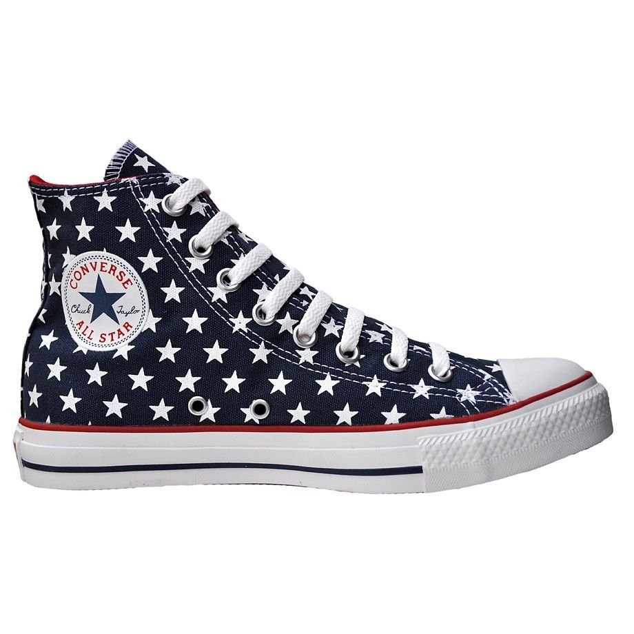 SCARPE SNEAKERS DONNA CONVERSE ALL STAR ORIGINALE CT STAR HI 113978 SHOES NEW