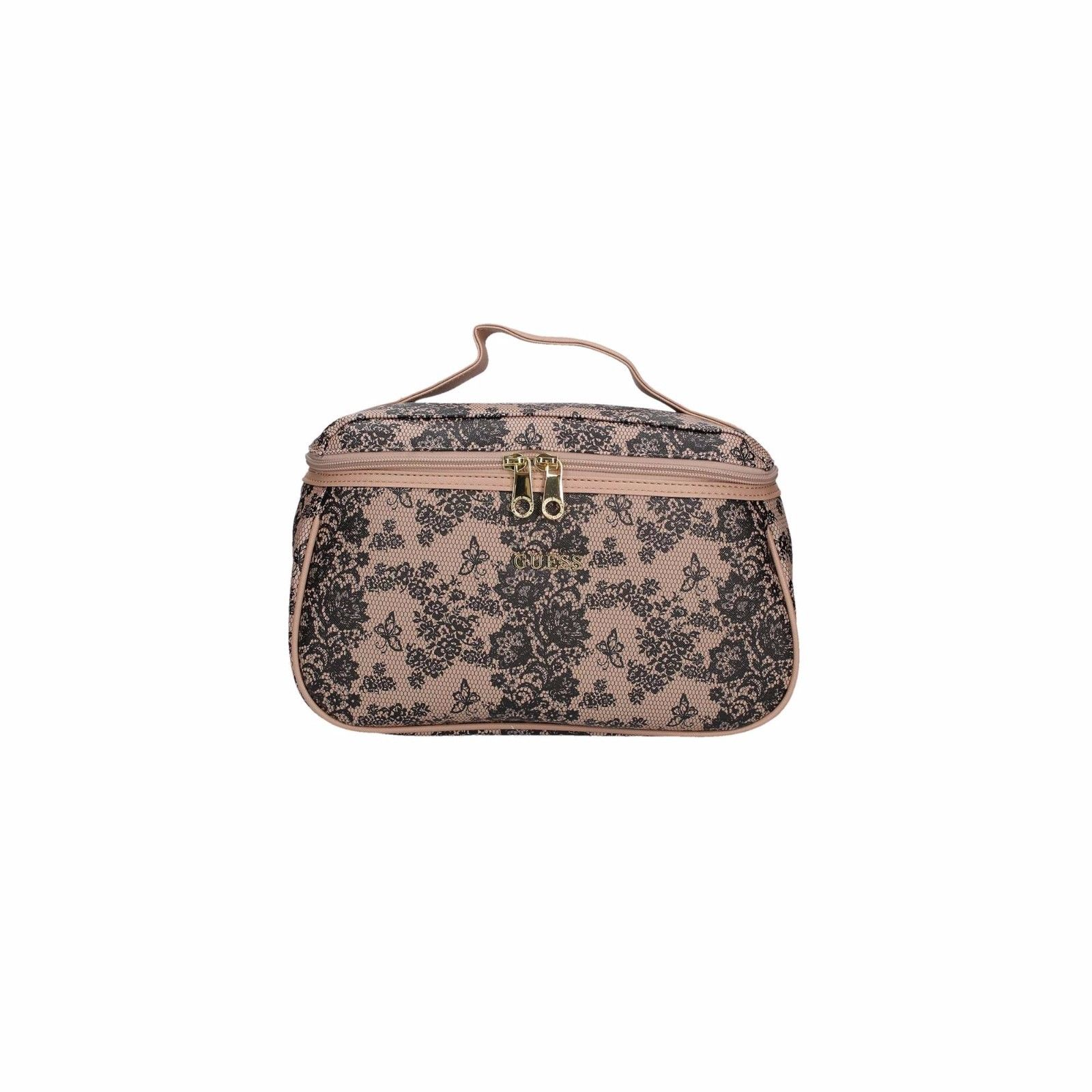 BORSA BORSE BEAUTY CASE DONNA GUESS ORIGINALE PWVAHIP7460 BAG A/I 2016/17 NEW