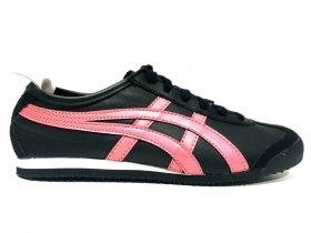 SCARPE SNEAKERS DONNA ASICS TIGER ONITSUKA ORIGINALE MEXICO 66 HL7C2 PELLE NEW