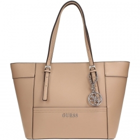 BORSA BORSE DONNA GUESS EY453522 DELANEY ORIGINALE ECO PELLE PE 2019 NEW