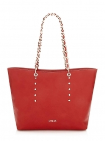 BORSA BORSE BAGS DONNA GUESS JOY HWJOYSP7224 P7224 RED ROSSO PELLE