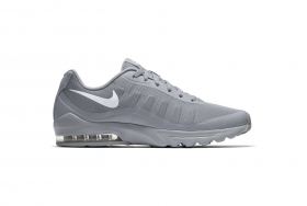 SCARPE SNEAKERS RUNNING UNISEX NIKE ORIGINALE AIR MAX INVIGOR 749680 PELLE NEW